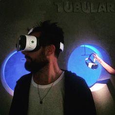 An awesome Virtual Reality pic! Minion's face #minions  #tubolar #adidas #samsung #virtualreality #adidasoriginals #milan #fashion #mfw #urban #streetstyle #highsnobiety #lifestyle #black #white #oculos #glasses by tanko_17 check us out: http://bit.ly/1KyLetq