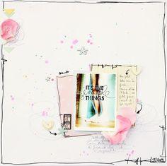 little things by cat123bis @kari alissa Peas in a Bucket