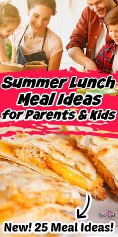 Easy, summer lunch ideas from Pint-sized Treasures are perfect for busy families! Kids love these recipes. Moms do too! They're crazy simple, super yummy, and ready in minutes! Make these EASY summer lunch ideas with your kids and enjoy! Lunch Recipes, Kids And Parenting, Kids Meals, How To Memorize Things, Yummy Food, Mom, Vegetables, Lunch Ideas, Easy