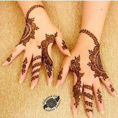 Latest arabic mehndi designs for hands - Hina designs - Henna Designs Hand Henna Hand Designs, Dulhan Mehndi Designs, Mehndi Designs Finger, Modern Henna Designs, Latest Arabic Mehndi Designs, Legs Mehndi Design, Mehndi Design Pictures, Bridal Henna Designs, Mehndi Designs For Girls