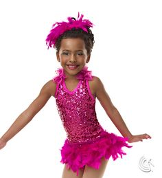 Curtain Call Costumes® - Itty Bitty Pretty One Kids or baby tap dance costume  Possible Flamingos