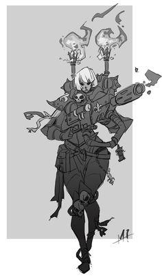 Warhammer 40000,warhammer40000, warhammer40k, warhammer 40k, ваха, сорокотысячник,фэндомы,Adepta Sororitas,sisters of battle, сестры битвы,Ecclesiarchy,Imperium,Империум,seraphim(Wh 40000),z-roger,длиннопост