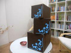 Keçe Kutu Felt Organizer box