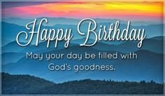 Birthday Quotes QUOTATION - Image : As the quote says - Description Free Happy Birthday eCard - eMail Free Personalized Birthday Cards Online Happy Birthday Religious, Happy Birthday Spiritual, Free Happy Birthday, Happy Birthday Pastor, Christian Birthday Wishes, Happy Birthday Wishes For A Friend, Birthday Message For Friend, Happy Birthday Ecard, Birthday Wishes Messages