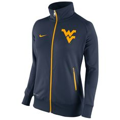 Nike Women's MVP Track Jacket  #bookexchangewv #wvu #mountaineers #nike