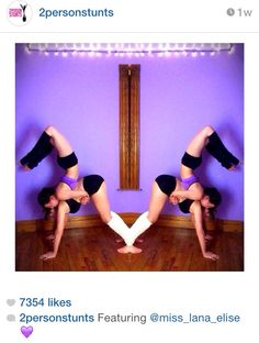 1000 images about 2person stunts on pinterest  stunts 2