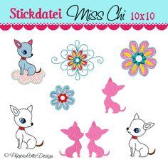 ♥MissChi ♥ 10x10 von PüppiLotta´s Creationen auf DaWanda.com