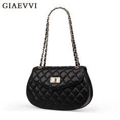 58.63$  Watch here - http://ali3sy.worldwells.pw/go.php?t=32686003875 - GIAEVVI women famous brand design crossbody bag Genuine Leather Mini women Messenger bags 2016 bolsa feminina women shoulder bag 58.63$