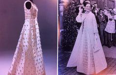 Dronning Margrethe i Balmain-kjole - - Elle