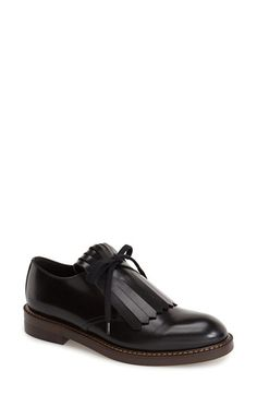 Marni Kiltie Oxford (Women) available at #Nordstrom