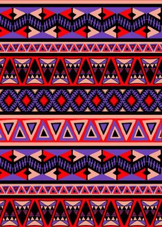 Neo Tribe print available on society6