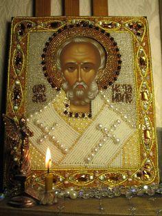 Ubrus.ru The icon of St. Nicholas