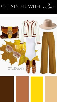 Fall is here! It's time to let nature guide you with the transition of the season with your colour and texture choices. Have fun xo