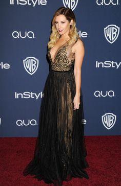 Ashley Tisdale: 2014 Golden Globe