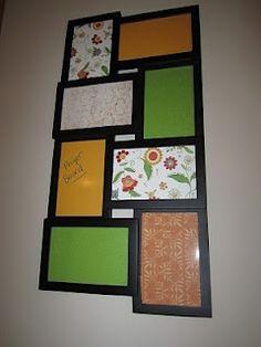 Prayer board idea for the new house
