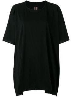 RICK OWENS DRKSHDW Oversized T-Shirt. #rickowensdrkshdw #cloth #t-shirt