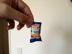 jag älskar chips