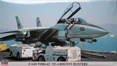 """F-14D Tomcat """"VF-2 Bounty Hunters"""""""