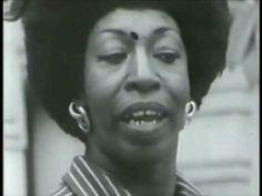 BLACK & WOMAN 1 (Eugenio Barba & Victoria Santa Cruz) - YouTube