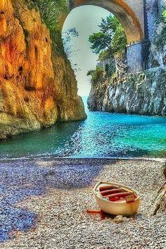 Vettica - Campania, Italy, Praiano, province of Salerno