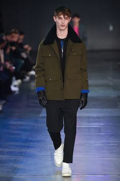 Ami | Menswear - Autumn 2017 | Look 22