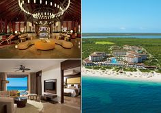 Secrets Playa Mujeres Golf & Spa Resort: an alluring Star Diamond Award adults-only resort set along the white-sand beaches of the exclusive Playa Mujeres, Mexico