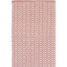 Liv Teppich Bergen Rosa 140x200 cm für 123,90 EUR