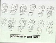 Hogarth - Artist unknown