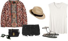 """""""Geen titel #622"""" by ouinonsi ❤ liked on Polyvore"""