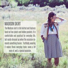 Madison Skirt www.shoplaurafisk.com