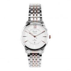 Alexandre Christie Classic Steel Womens Watch 8557LDBTRSL Casual Watches, Steel, Female, Classic, Accessories, Women, Derby, Classic Books, Steel Grades