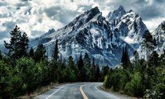 ***Dreamland (Jackson Hole, Wyoming) by Jeff Clow - 500px