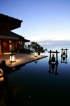 ..a blissful night in Thailand...