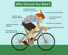 Benefits of Cycling ... Exercises For #WeightLoss: