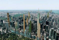 what will new york city's skyline look like in 2018? - designboom | architecture