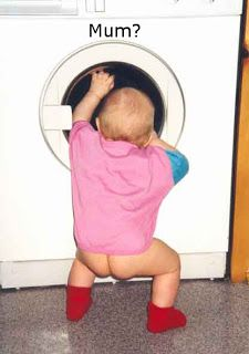 Funny Baby Picture - Mum? | Funny Joke Pictures