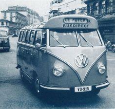 volkswagen bus direct