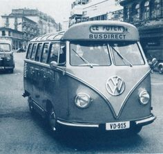 volkswagen bus direct