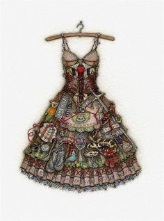 40th birthday dress