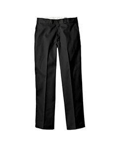 Dickies Mens Original 874 Work Pant, Black, 38W x 30L