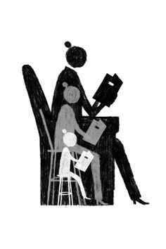 """The Joy of Re-reading"" illustration by Dadu Shin AKA: Nita - Jamie - Polly! Reading Library, Reading Art, Reading Quotes, Love Reading, Reading Help, Reading Books, I Love Books, Books To Read, Book Nooks"