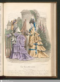 312 - No 17. - La Gazette rose - Seite - Digitale Sammlungen - Digitale Sammlungen