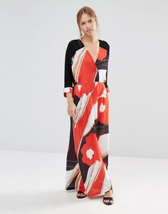 maxi dress kimono na