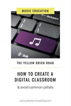 Learn how to use Google Slides for the music classroom and how to avoid common pitfalls when creating digital activities.
