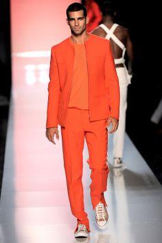Jean Paul Gaultier Spring/Summer 2010 Menswear