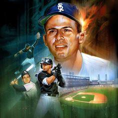 "Chicago White Sox on Instagram: ""Leaving a legacy. 🇻🇪"" Paul Konerko, White Sox Baseball, Leaving A Legacy, Chicago White Sox, Socks, Movie Posters, Instagram, Film Poster, Sock"