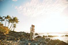 Maui, Hawaii Tropical Maternity Shoot -- Anna Kim Photography