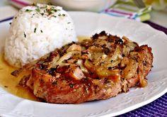 Zajímavé! Grains, Pork, Rice, Meat, Chicken, Kale Stir Fry, Seeds, Pork Chops, Laughter