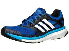 NEW ADIDAS ENERGY BOOST 2 ESM Running MENS Blue NIB $160 #adidas #Running