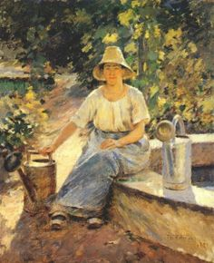 The Watering Pots, 1890